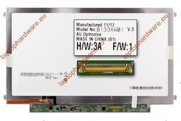 Gyári új matt 13.3'' HD (1366x768) LED laptop Slim kijelző (csatlakozó: 40 pin - jobb)