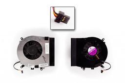 Fujitsu-Siemens Amilo Pi2530, Pi2540, Xi2428 laptophoz használt hűtő ventilátor (BS601305H-03)