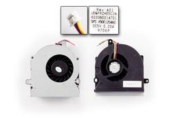 Toshiba Satellite (Pro) A300, L300, L350, L355 használt hűtő ventilátor (UDQFZZH19C1N)