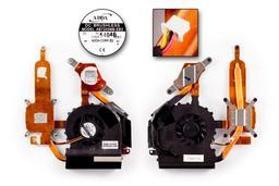 Acer Aspire 5600, 5620, Travelmate 4220, 4270 használt komplett laptop hűtés (B1913.13.V1.F.GN)