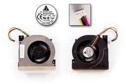 Asus A9T, A94, X50, F5, G2 használt hűtő ventilátor 4 eres BFB0705HA
