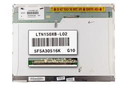 Samsung LTN150XB-L02 CGA 1024x768 használt notebook kijelző