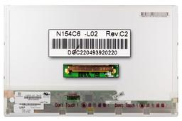 Gyári új fényes 15.4'' (1440x900) LED kijelző Dell XPS M1530 laptopokhoz (csatlakozó: 40 pin - bal) - Akciós