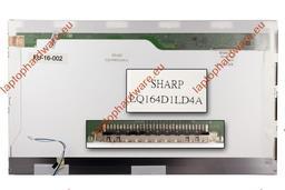 Sharp LQ164D1LD4A HD+ 1600x900 WXGA++ használt fényes laptop kijelző