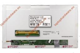 AUO B173RW01 V.3 1600x900 WXGA++ fényes bal használt laptop kijelző