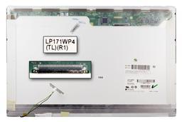 LG LP171WP4-TLR1 1440x900 WXGA+ használt fényes notebook kijelző