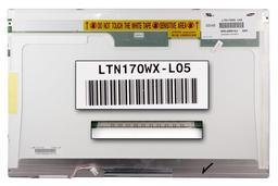 Samsung LTN170WX-L05 17'' WXGA+ 1440x900 használt laptop, notebook kijelző