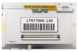 Samsung LTN170WX-L05 WXGA+ 1440x900 Gyári új fényes laptop kijelző