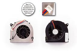 HP Compaq nx sorozat nx6325 laptop hűtő ventilátor