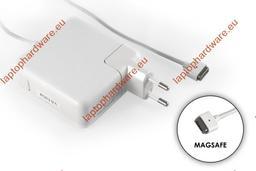 Apple 16.5V 3.65A 60W MagSafe helyettesítő használt laptop töltő, (A1184, MC461Z/A)