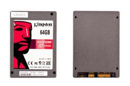 Kingston 64GB SATA2 SSD NOW V sorozat meghajtó