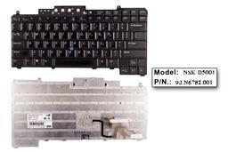 Dell Latitude D620, D630 használt angol laptop billentyűzet