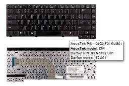 Asus A9, X51, X52, X58, Z94 használt US angol notebook billentyűzet