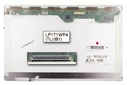 LG LP171WP4-TLB1 1440x900 WXGA+ használt fényes notebook kijelző