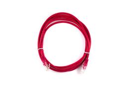2m CAT.5E piros UTP Patch kábel
