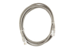 2m CAT.5E szürke UTP Patch kábel