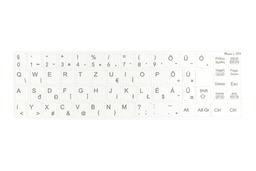 3M fehér kopásálló gyári minőségű magyar bevonat fekete betűvel IBM Lenovo laptopokhoz RANIA L-005