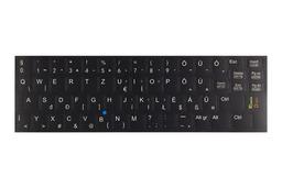 3M fekete kopásálló gyári minőségű magyar bevonat fehér betűvel, Dell Latitude laptopokhoz, TrackPointos, D-003