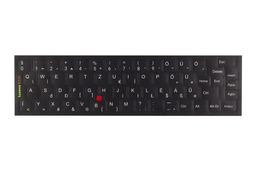 3M fekete kopásálló gyári minőségű magyar bevonat fehér betűvel, Lenovo ThinkPad Edge E330, E530 laptopokhoz