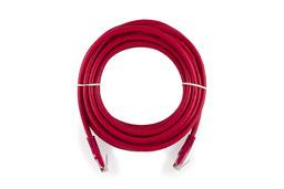 5m CAT.5E piros UTP Patch kábel, WL022BG-5 RE