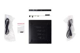 9.5mm ODD (CD/DVD) meghajtóhoz összerakható külső ház (átalakító: SATA/USB(2.0)) Ingyenes beszereléssel!