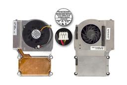 Acer Aspire 1300, 1360, TravelMate 250 használt komplett laptop hűtő ventilátor egység (1C36110200)