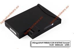 Acer Aspire 1300, Fujitsu-Siemens Amilo M8300, HP Pavilion XF használt 8 cellás 80% helyettesítő laptop akku/akkumulátor (BT.A0302.001)