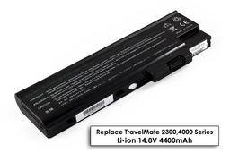 Acer Aspire 1410, 5670, Travelmate 4000 helyettesítő új 8 cellás laptop akku/akkumulátor (BT.T5003.001)