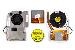 Acer Aspire 1600, Fujitsu-Siemens Amilo D7800 gyári új laptop hűtő ventilátor (DFB501005H70T)