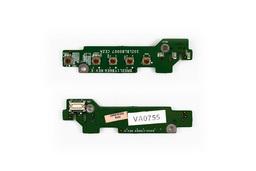 Acer Aspire 1640, 1640Z, 1641WLMi használt bekapcsoló panel (DA0ZL2YB8B1, DA0ZL1YB6E6)