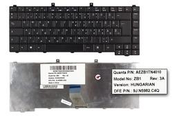Acer Aspire 1640, 1650, 1680, 3000, 5000 gyári új magyar laptop billentyűzet (AEZB1TN4010)