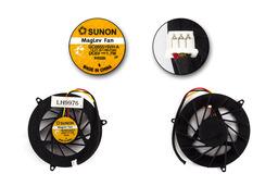 Acer Aspire 1670, 1672WLMi, Travelmate 220 gyári új laptop hűtő ventilátor (2700GC055515VH-A)