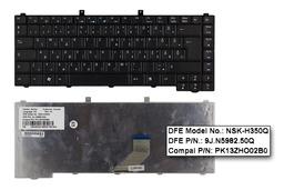 Acer Aspire 1670, 3010, 5610 gyári új magyar fekete laptop billentyűzet (NSK-H320Q)