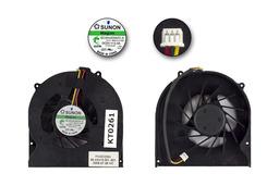 Acer Aspire 2920, 2920Z használt laptop hűtő ventilátor (3 Pin), GC054509VH-A, 60.4X419.001