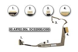Acer Aspire 2930, 2930Z gyári új laptop LCD kijelző kábel, 50.ART02.006