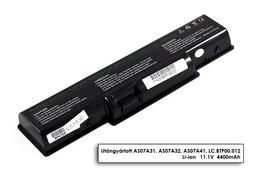 Acer Aspire 5542G laptop akkumulátor, új, gyárival megegyező minőségű helyettesítő, 6 cellás (4400-5200mAh)