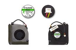 Acer Aspire 3020, 5020, 5040, Travelmate 4400 használt laptop hűtő ventilátor (B0506PGV1-8A)
