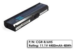 Acer Aspire 3030, 5550, Travelmate 4310 használt 6 cellás laptop akku/akkumulátor  90%-os (CGR-B/6H5)