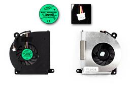 Acer Aspire 3100, 5100 sorozat gyári új laptop hűtő ventilátor (ADDA AB7505HX-EB3)