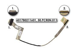 Acer Aspire 3410, 3810T, 381TZ laptophoz gyári új LCD kijelző kábel, LCD cable, 6017B0211601