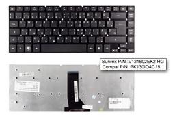 Acer Aspire TimeLine X 3830, 3830G, 3830T, 3830TG gyári új magyar laptop billentyűzet (KB.I140A.277)