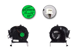 Acer Aspire 4220, 4220G, 4520, 4520G laptop hűtő ventilátor (AB7505MX-HB3)