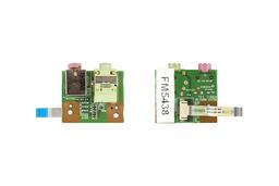 Acer Aspire 4315, 4710 Audió panel, Audio board, 48.4X102.011