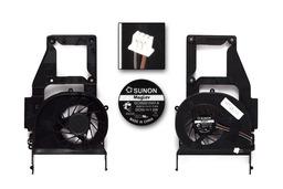 Acer Aspire 4320, 4720, 4720G, 4720Z gyári új laptop hűtő ventilátor (GC055515VH-A)