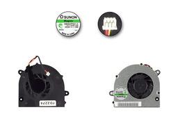 Acer Aspire 4730, 4736Z, 4736, 4736G, 5530 használt laptop hűtő ventilátor (DC280004TS0)