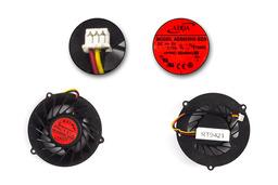 Acer Aspire 4730, 4930, 4930G használt laptop hűtő ventilátor (AD5805HX-ED3)