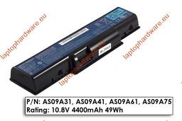 Acer Aspire 4732, 5332, 5735, 5732 eMachines D525, E620 használt 70%-os gyári 6 cellás akku/akkumulátor (AS09A41)