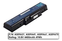 Acer Aspire 4732, 5332, 5735, 5732 eMachines D525, E620 használt 25%-os 6 cellás akku/akkumulátor (AS09A31)