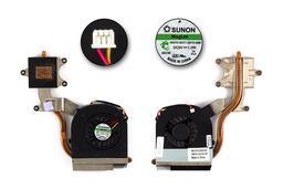 Acer Aspire 5235, 5535, 5735  gyári új laptop hűtő ventilátor (60.AUA01.001)