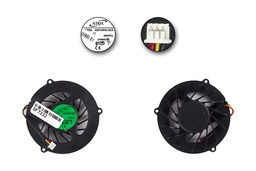 Acer Aspire 5241G, 5541G, 5732, 5732Z gyári új laptop hűtő ventilátor (AD5105HX-GC3, NAWF2)